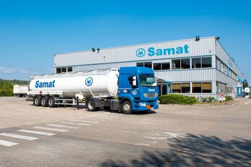 SAMAT CHIFFRES CLES TRANSPORT